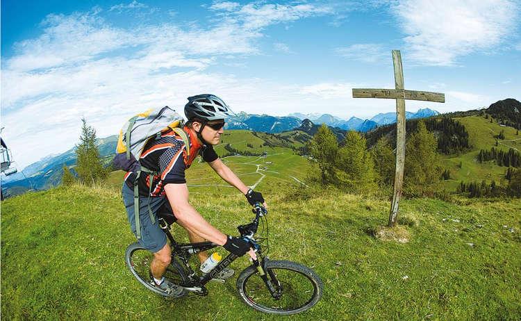 Watzmann Hochkoenig Runde Mountainbike