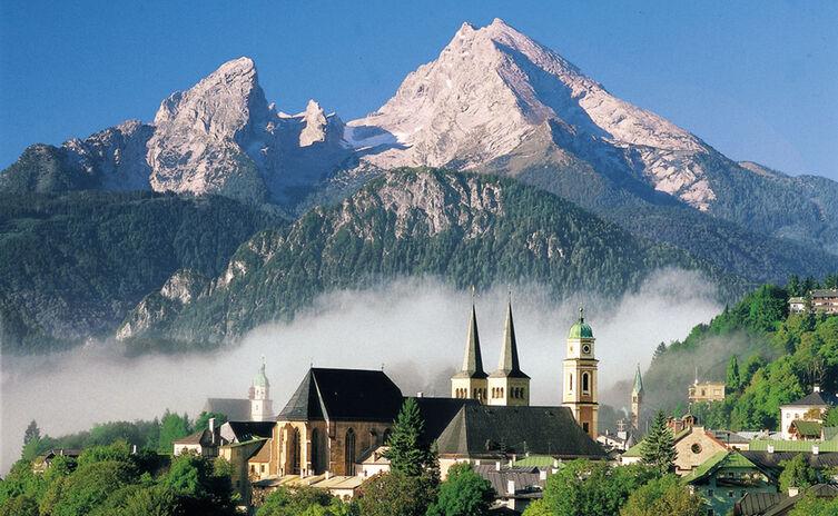 Watzmann im Nationalpark Berchtesgaden