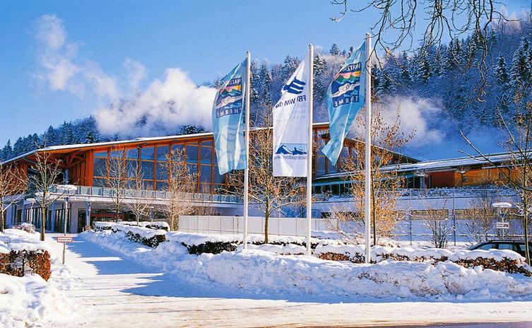 Watzmann Therme Berchtesgaden