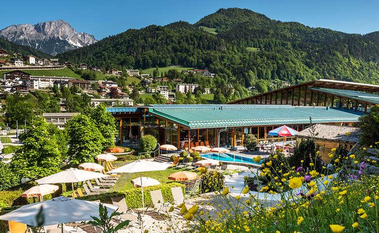 Watzmann Therme Thermal Spa Berchtesgaden