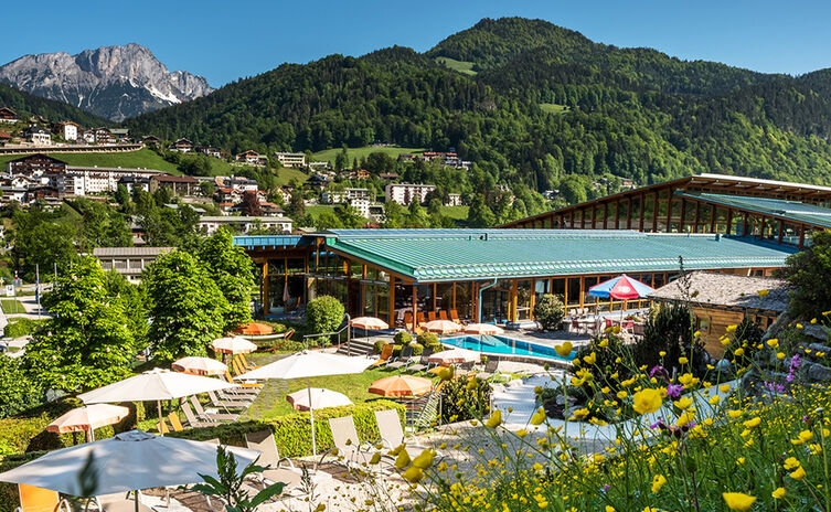 Thermal Spa Watzmann Therme Berchtesgaden
