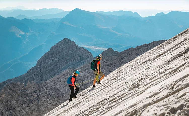 Watzmann Wiederroute Bergfuehrer