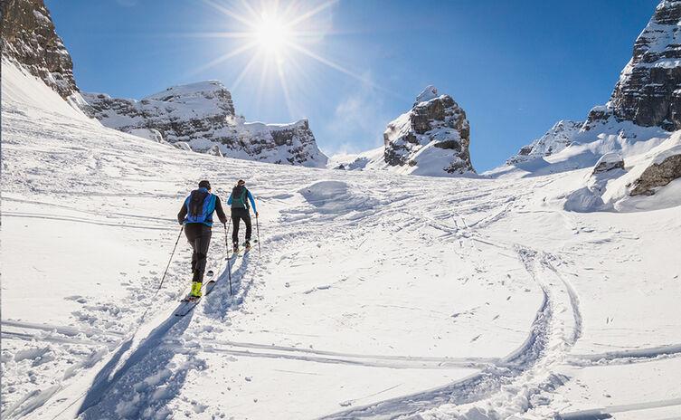 Watzmannkar Winter Skitour