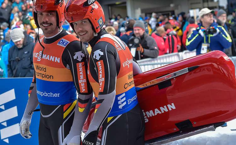 Tobias Wendl und Tobias Arlt | Doppelsitzer Rennrodeln