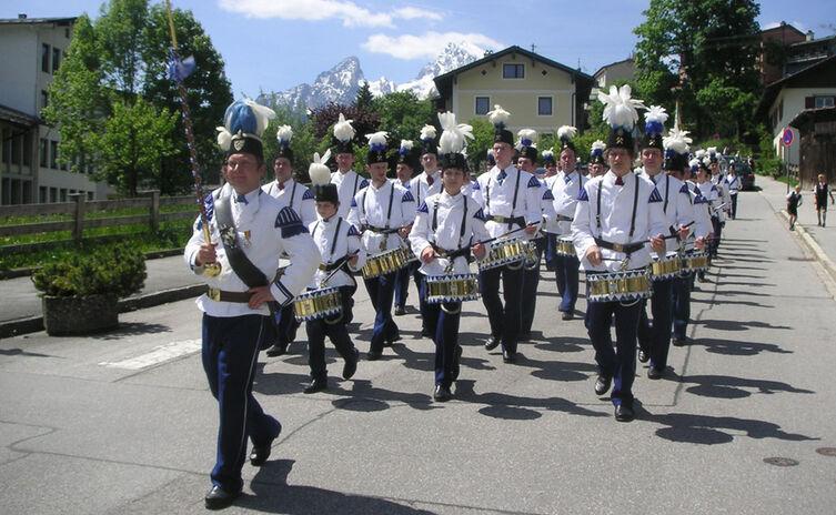 Whitmonday Berchtesgaden Salt Miners