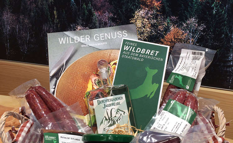 Wildboutique Forstbetrieb Berchtesgaden