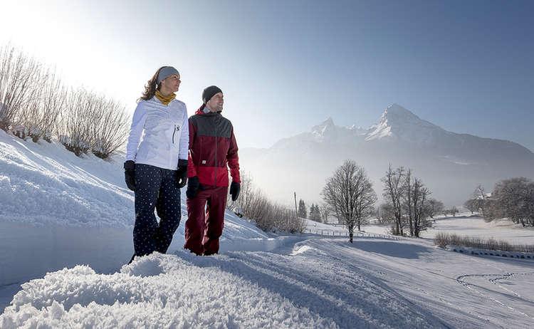 Winter Berchtesgaden Bavaria