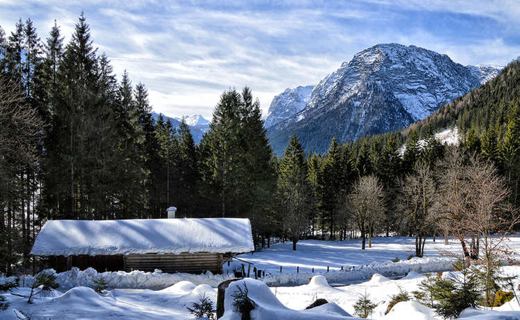 Winter Ramsau