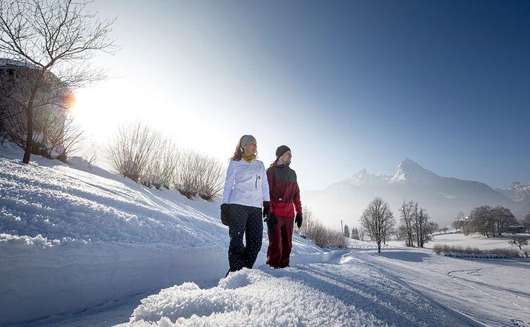 Winterwandern Berchtesgaden 2