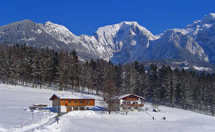 Winterwandern Schoenau