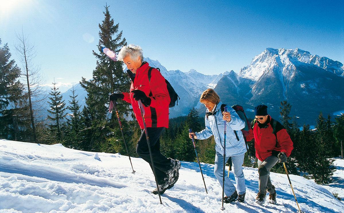 8cb7824d203932 Schneeschuhwandern  Das besondere Winterwandern