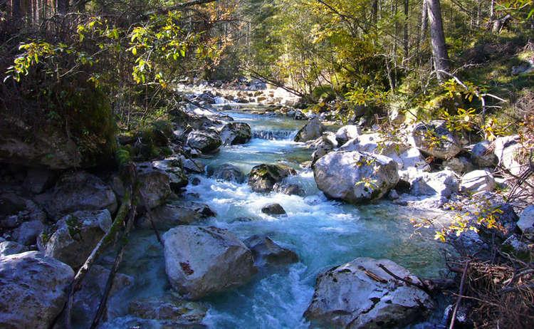 Zauberwald Ramsau Bayern